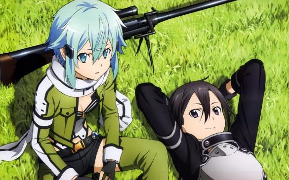 AOA Gun Gale Online