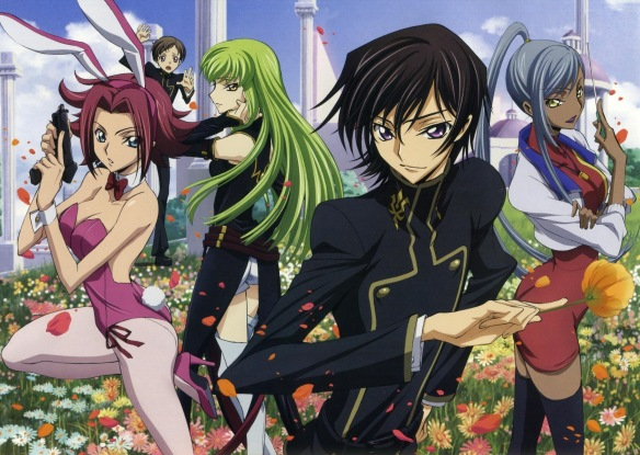 AOA Code Geass R2 Wallpaper