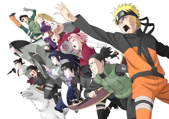AOA Naruto Shippuden Movie 3 Wallpaper