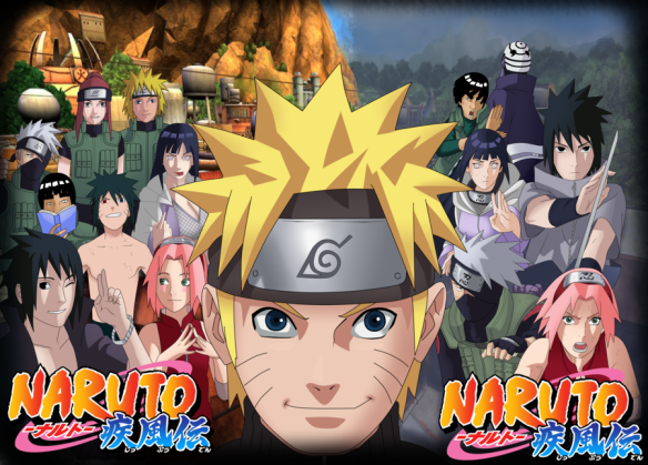 AOA Naruto Shippuden Movie 6 Wallpaper